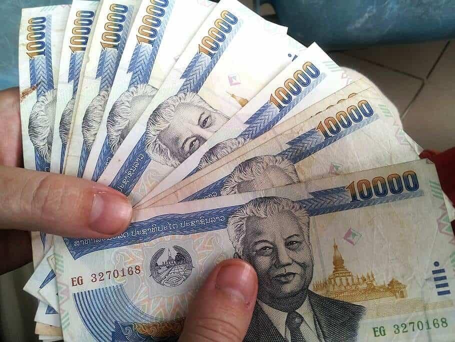 Thai Baht Scam