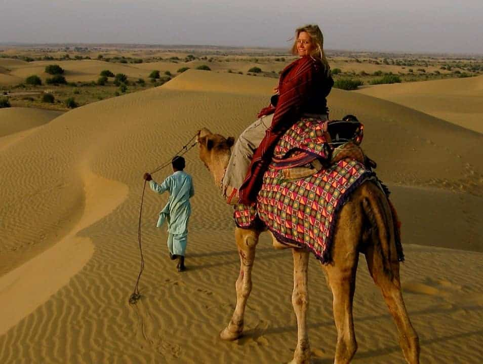 Thar Desert Safari in Rajasthan