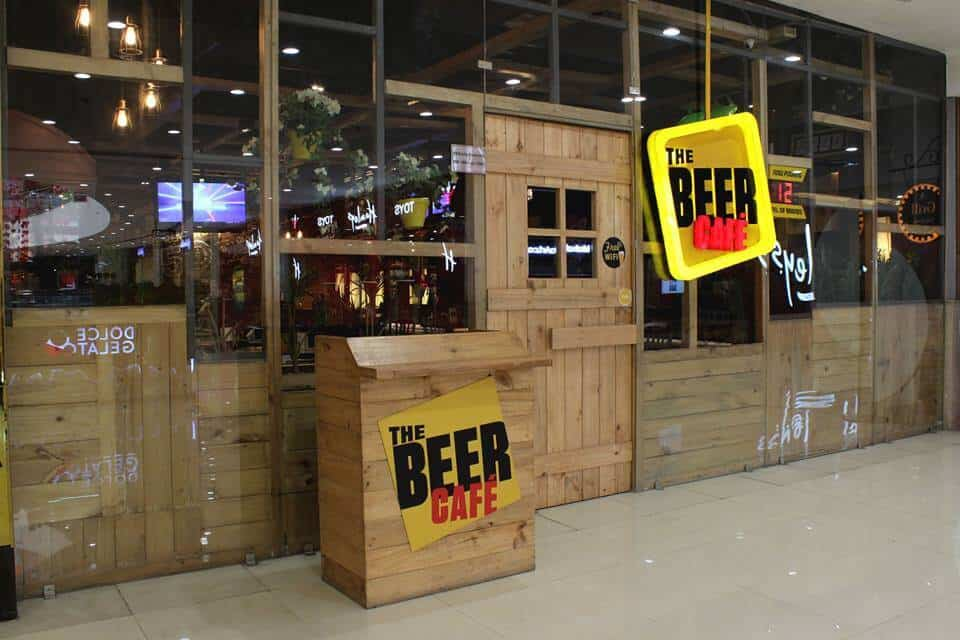 The Beer Cafe, New Delhi, India