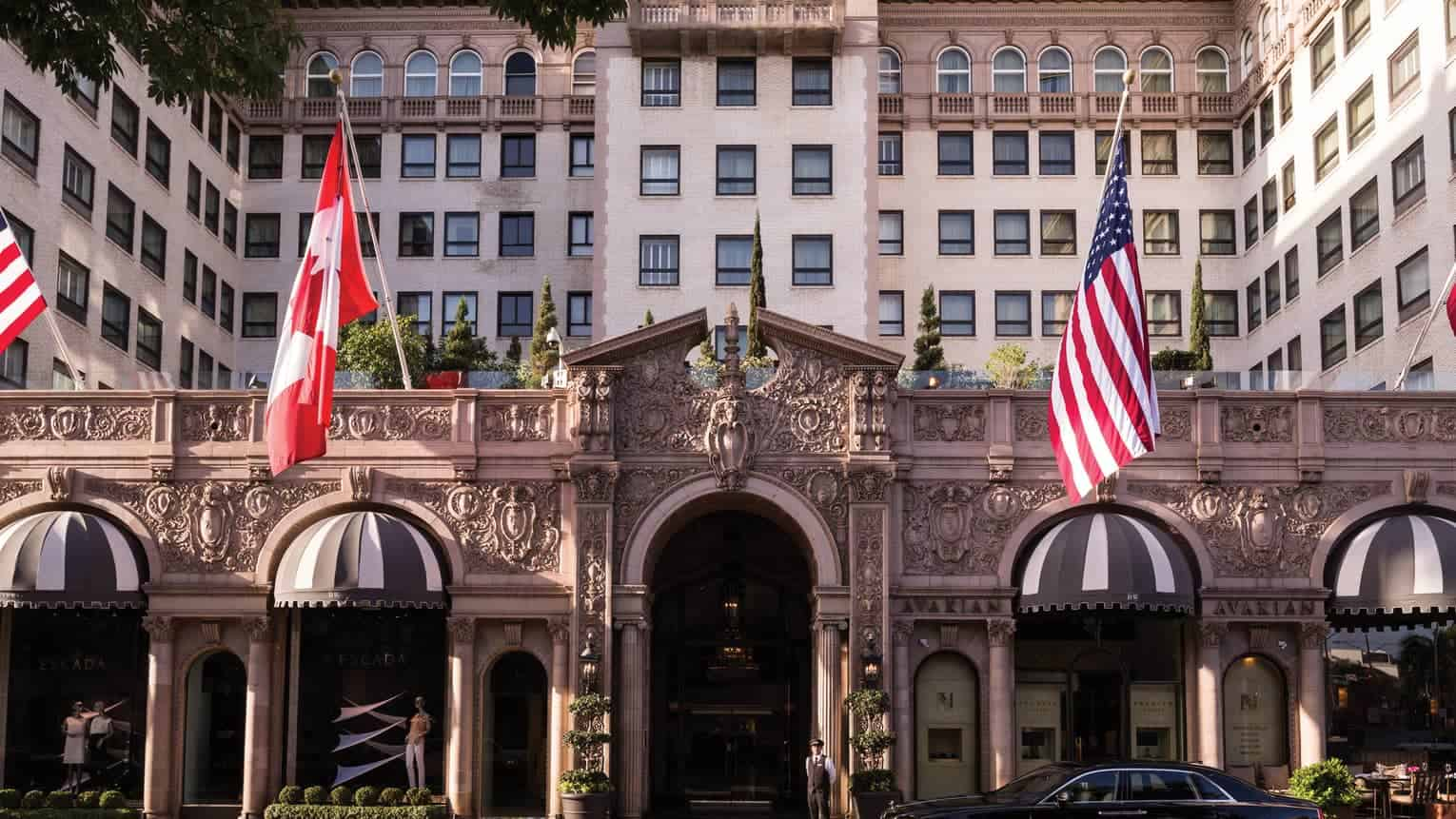 The Beverly Wilshire – Four Seasons Hotel
