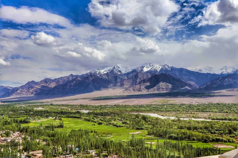Thiksey, Ladakh
