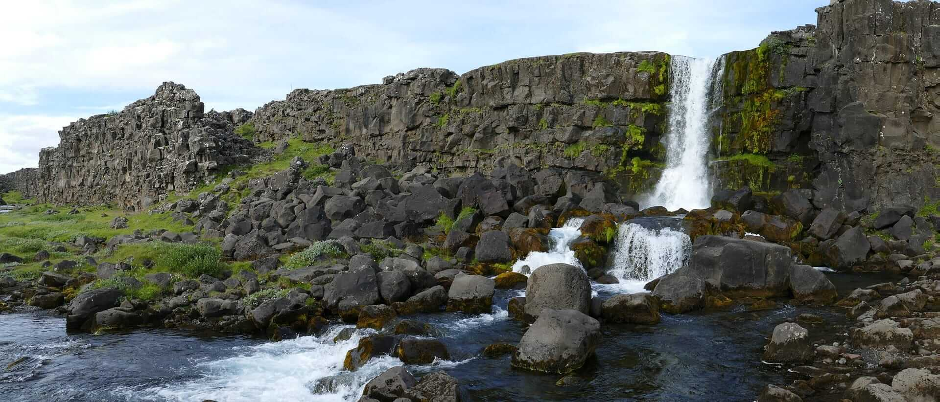 Game of Thrones Locations - Thingvellir, Iceland