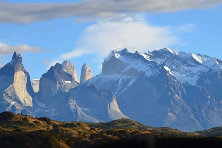 Torres-del-Paine - Patagonia travel
