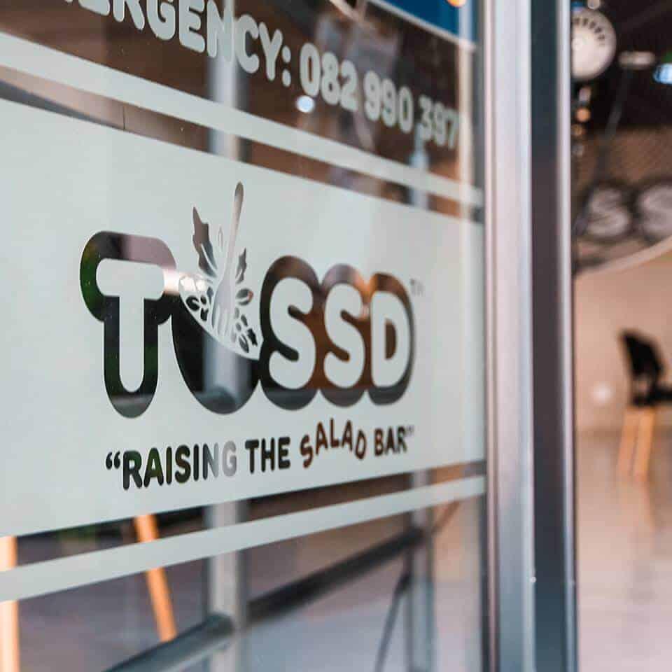 Tossd Salad Bar, Cape Town