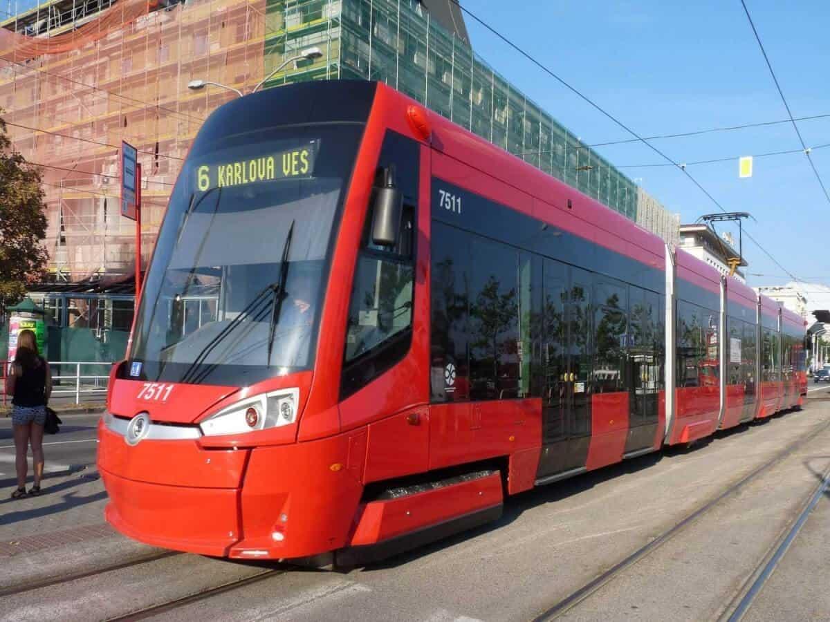 Tram-6-Karlova-Ves-Bratislava