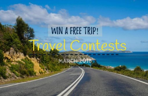 Travel Contests March 2018 - Talk Travel