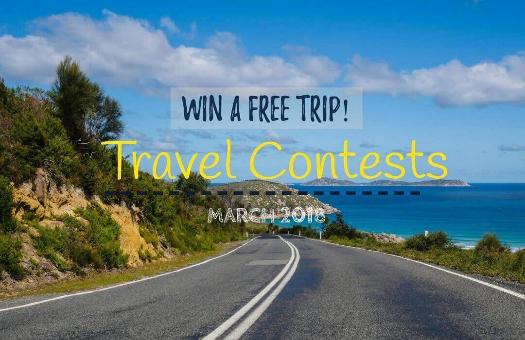 Travel Contests – March 2018