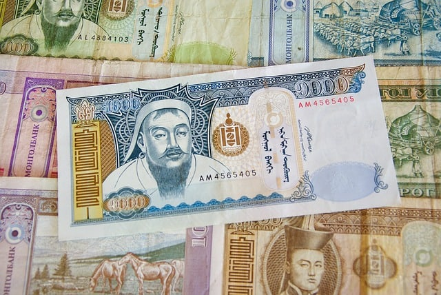 Tughrikh, The Local Currency of Mongolia