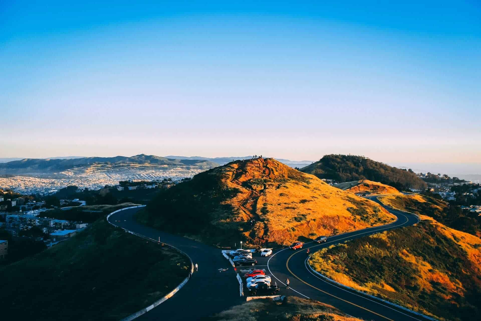 Twin Peaks, San Francisco, USA