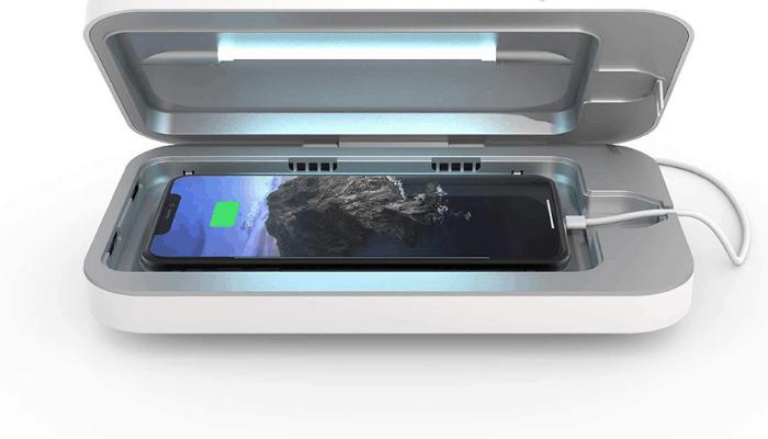 UV-C Cellphone Sanitizer