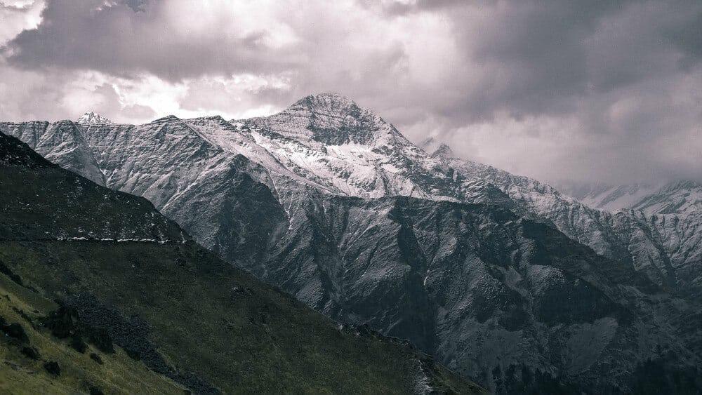 Himalayas in Uttarakhand