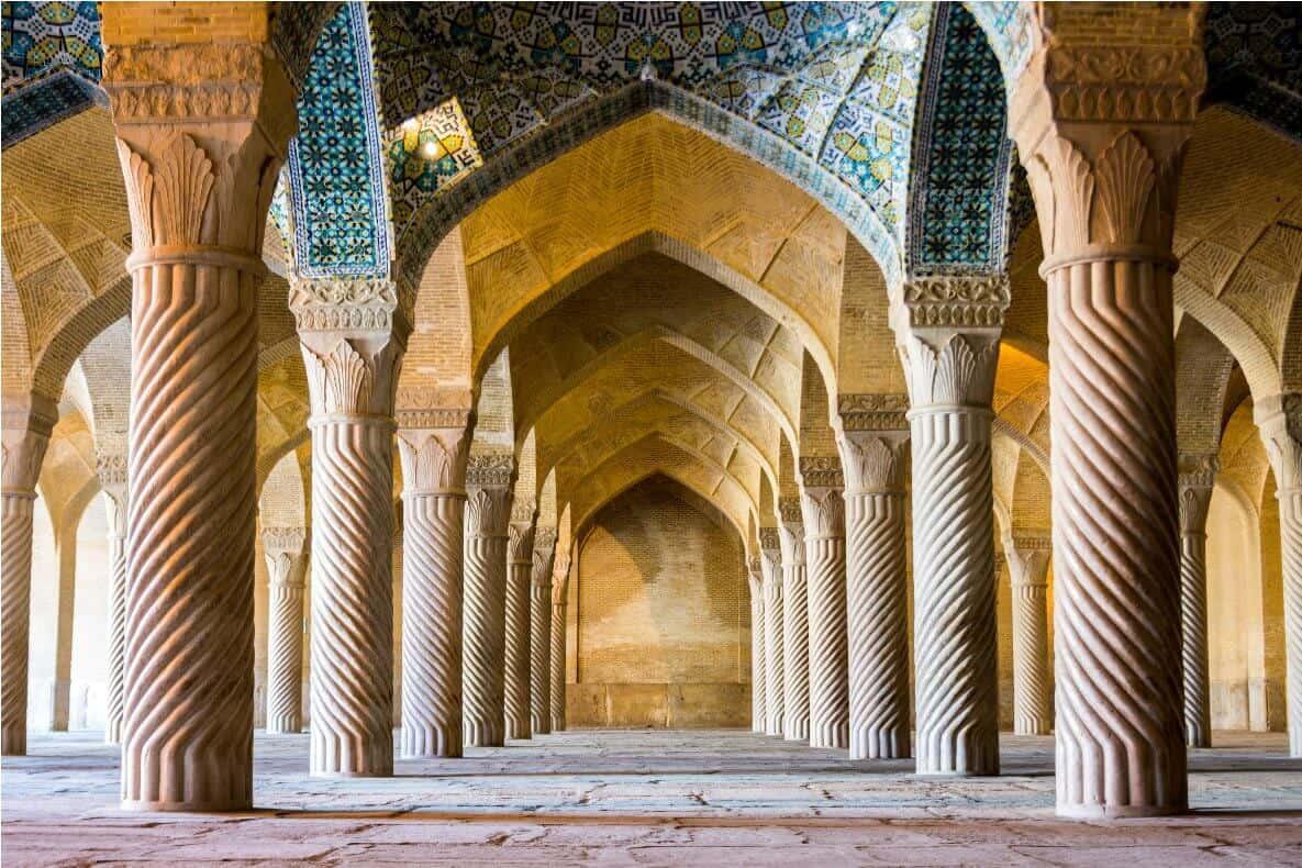 Vakil-mosque-Shiraz-Iran