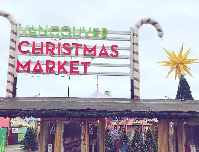 Vancouver-Christmas-market-Canada