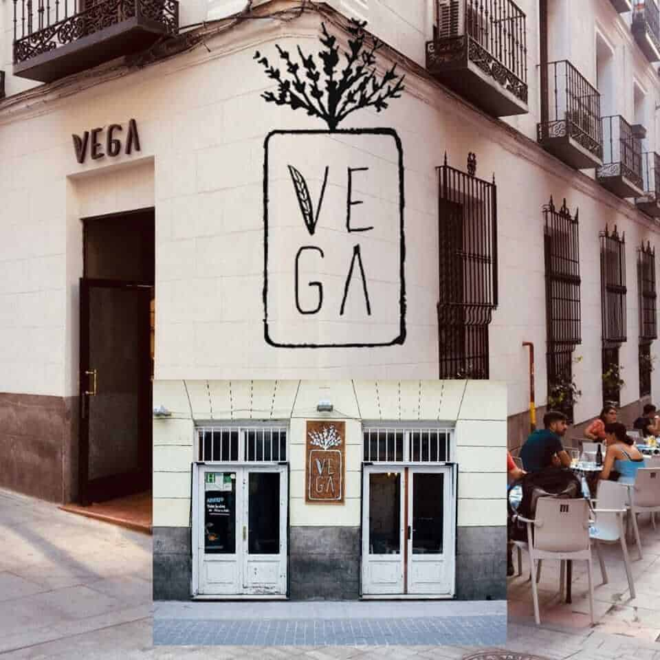 Vegetarian restaurants in Madrid - Vegaviana, Madrid