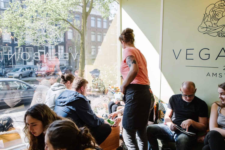 vegabond vegan deli amsterdam