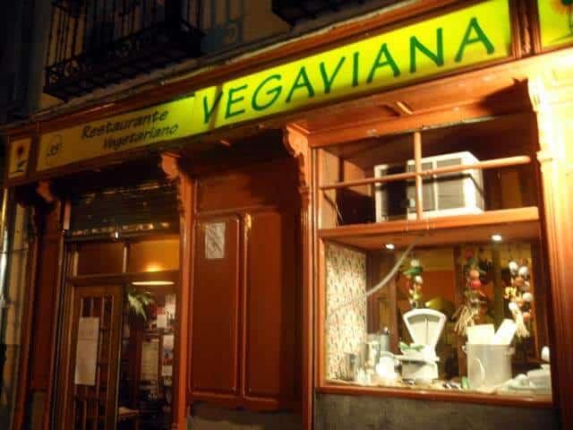 Vegetarian restaurants in Madrid - Vegaviana, Madrid