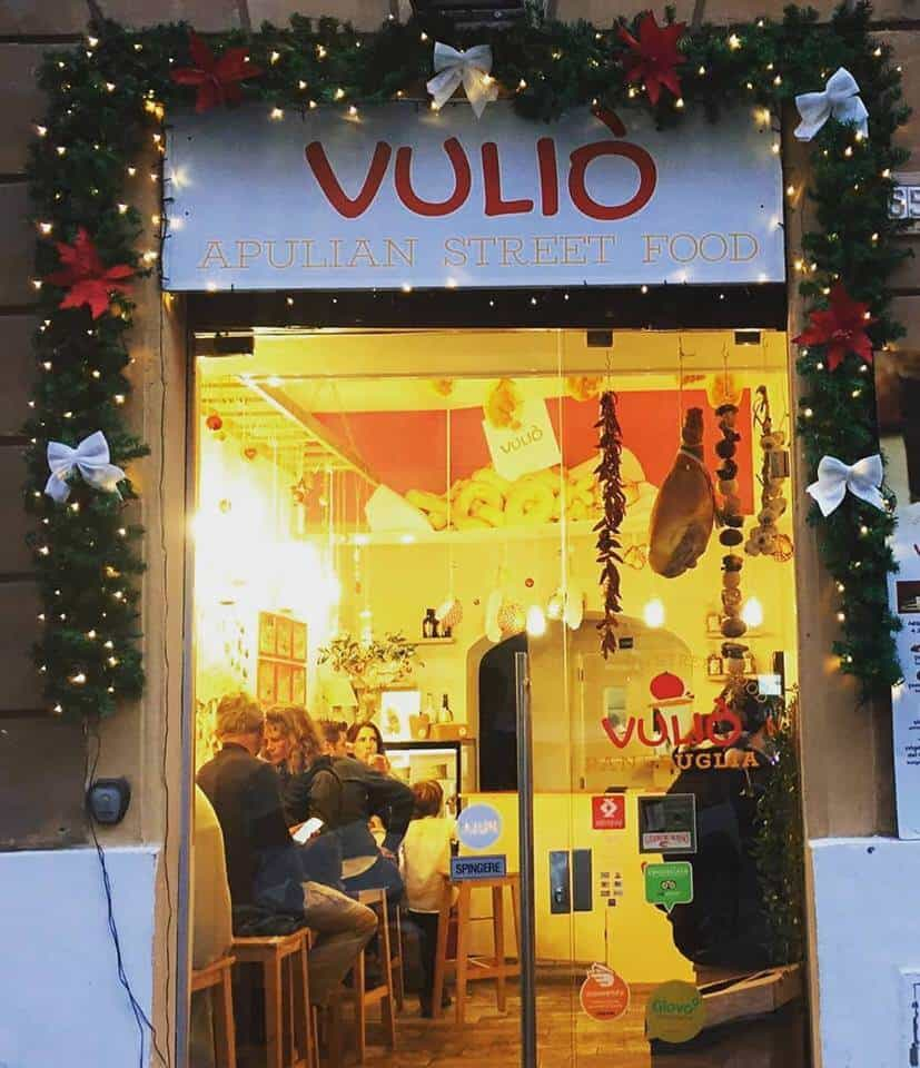 best vegetarian restaurants in Rome - Vulio, Rome