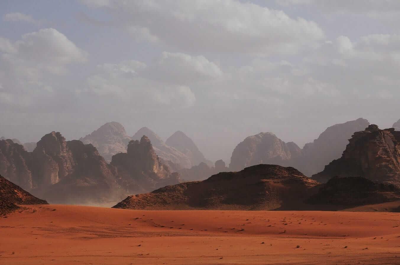 Wadirum, Jordan