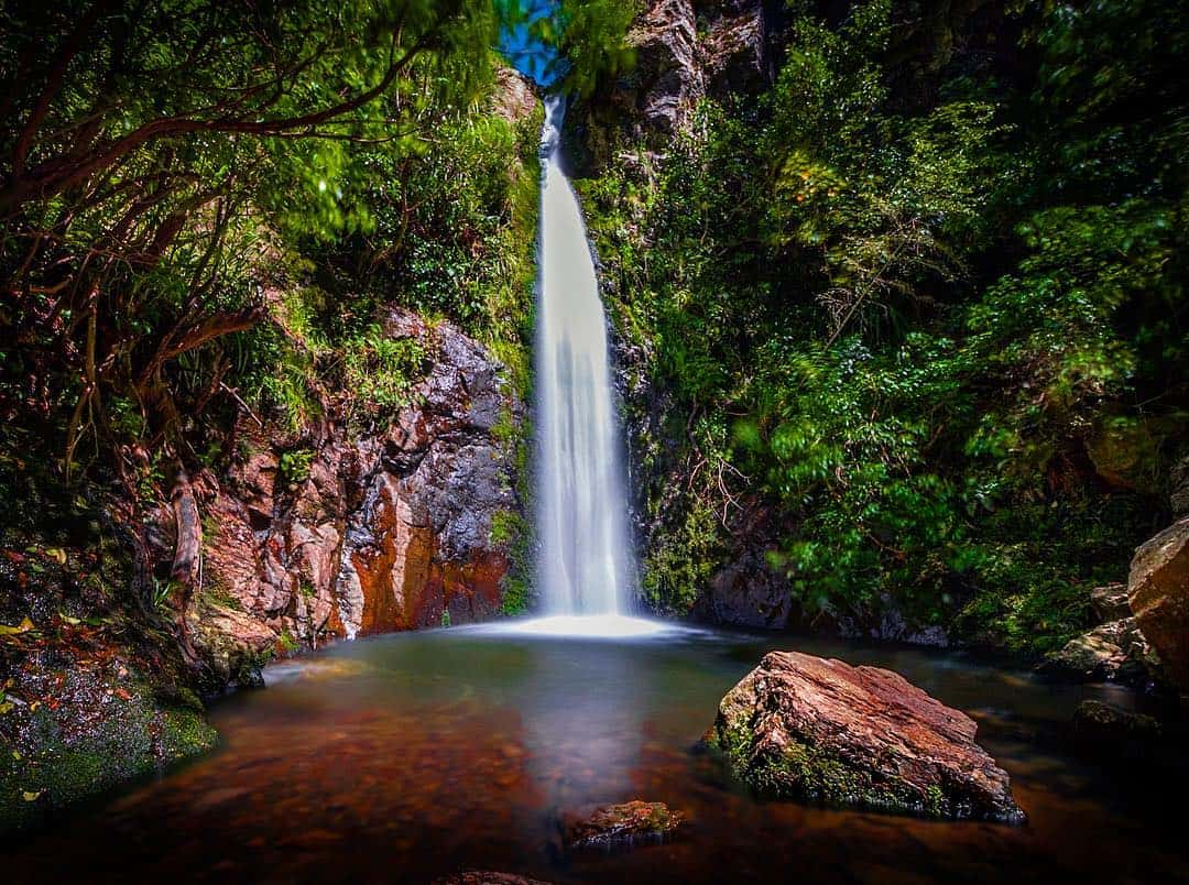 Washpen Falls, Christchurch, New Zealand