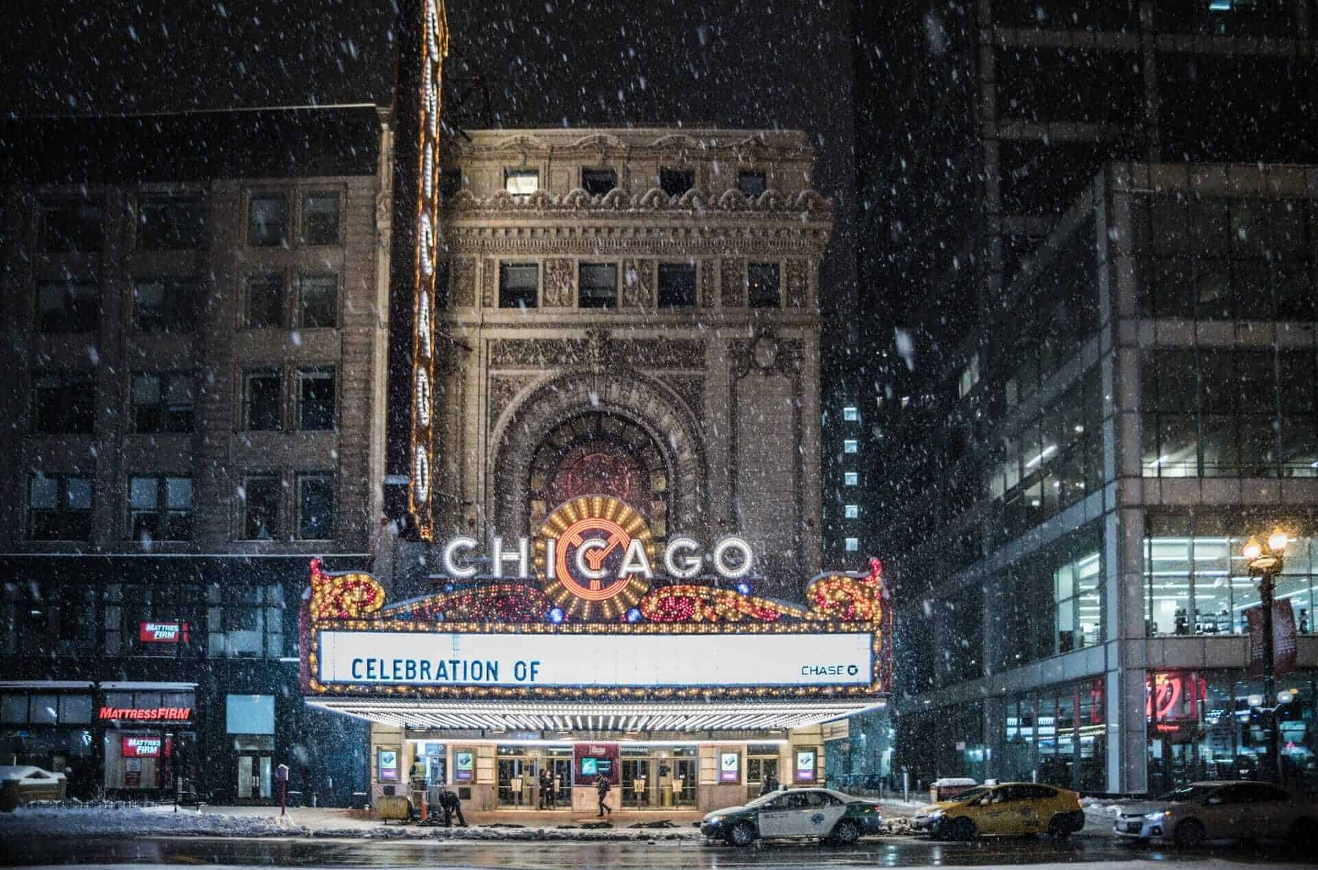 Winters in Chicago