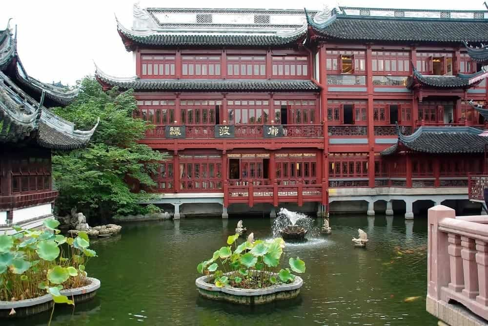 Yu-Yuan-Garden, Shanghai
