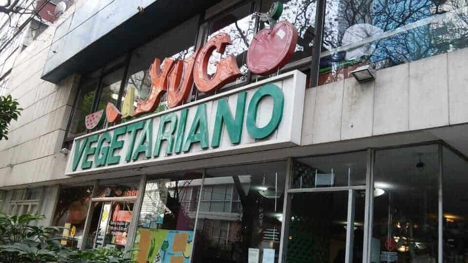 Yug Vegetariano - Vegetarian restaurants in Mexico City