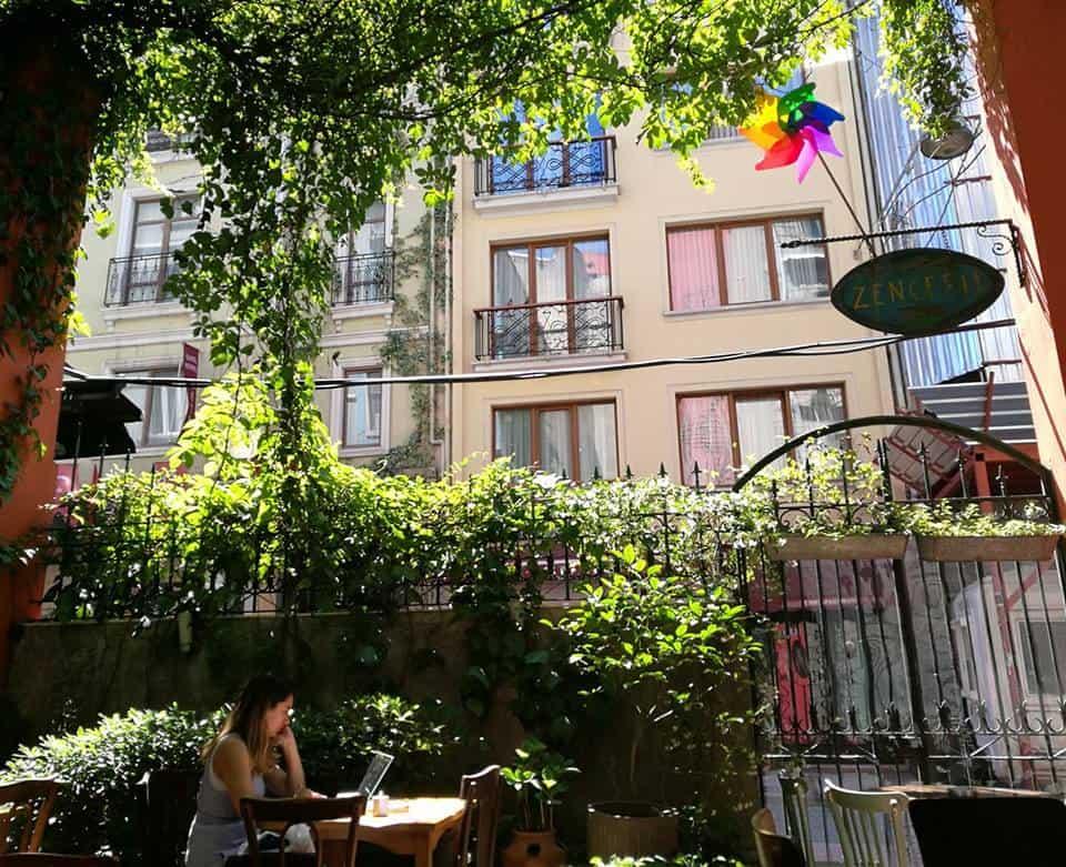 Zencefil-restaurant-istanbul