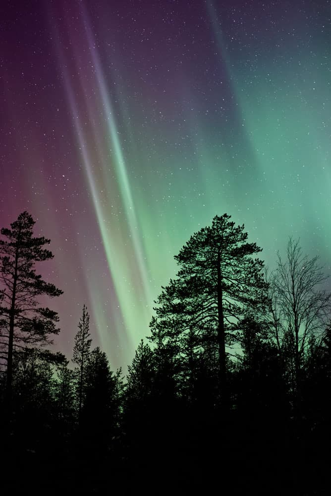 Guide to watch northern lights
