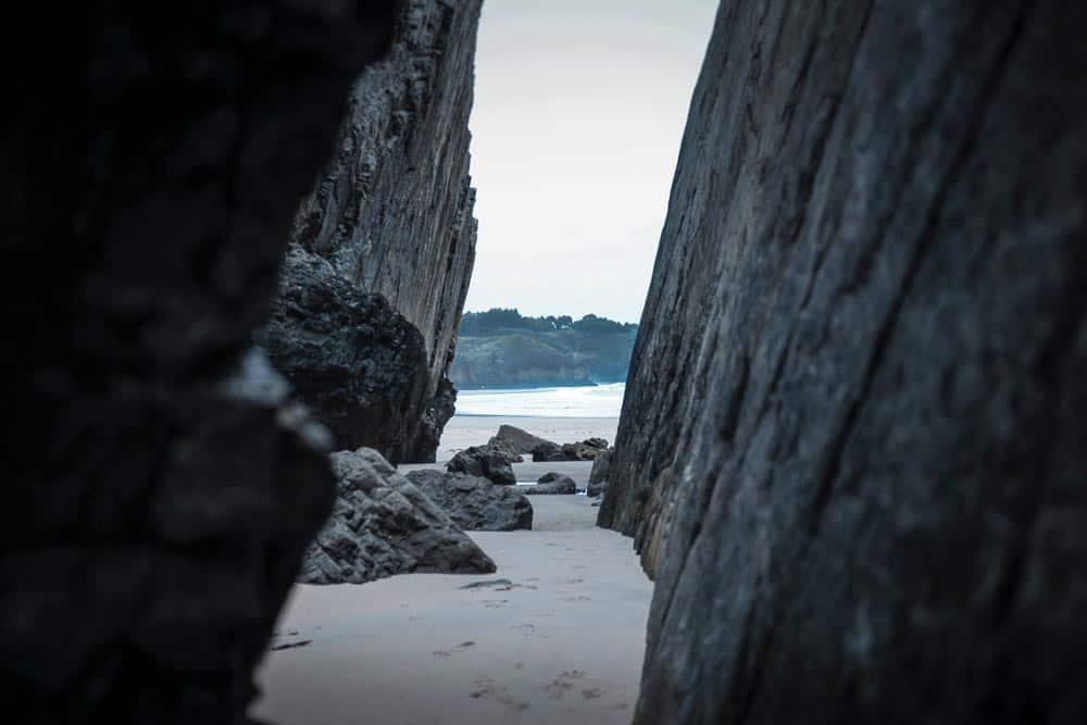 Best beaches in Asturias, Spain
