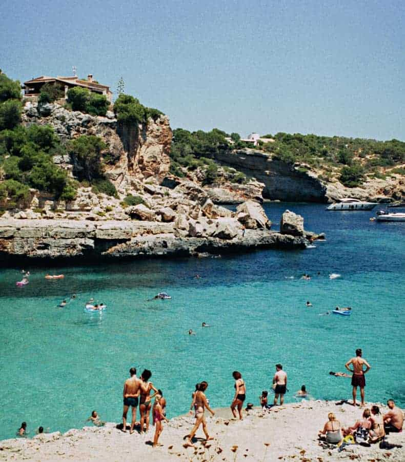 Best beaches in Mallorca, Spain