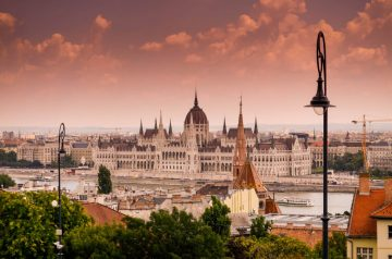 Best places to visit in Budapest
