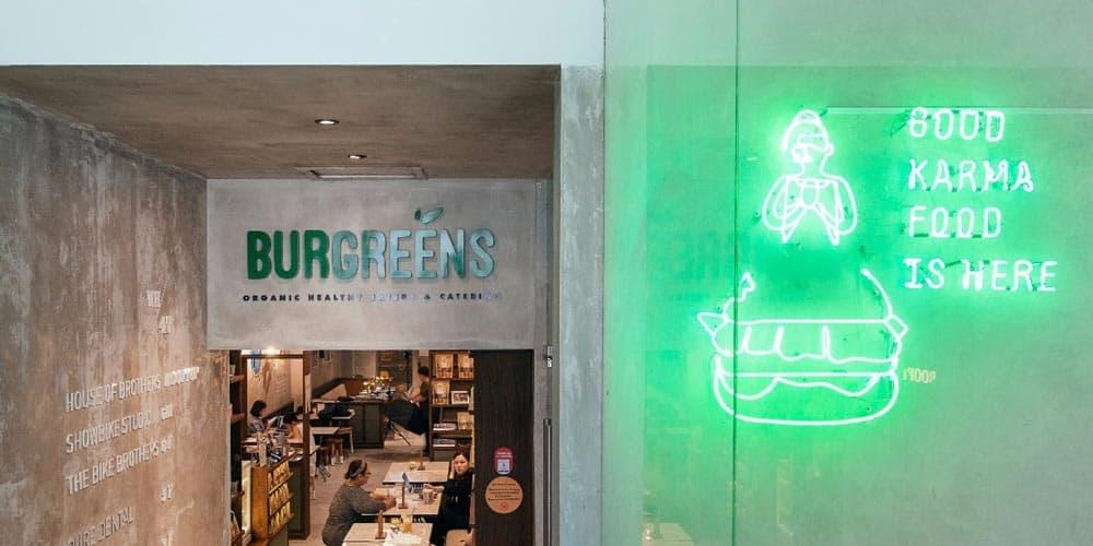 best vegetarian restaurants Jakarta