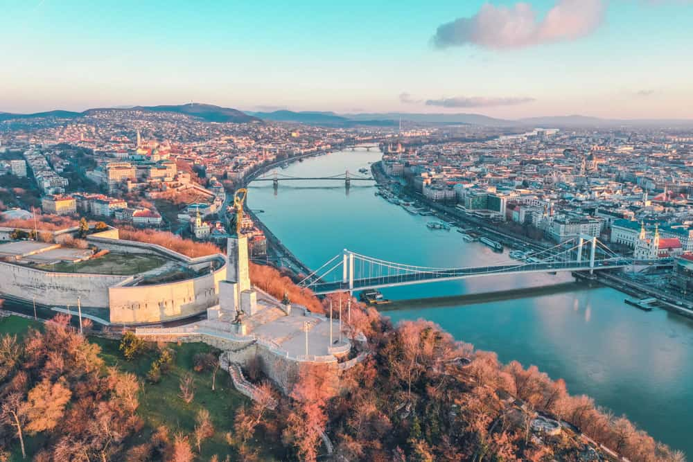 places to visit in Budapest citadel