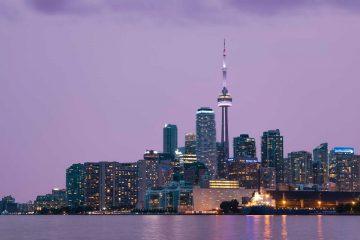 cn-tower-Toronto, Canada