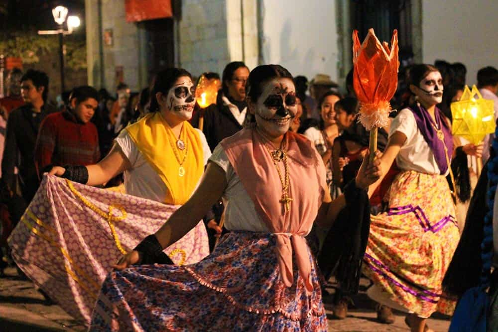 Day of the Dead in Mexico, Oaxaca