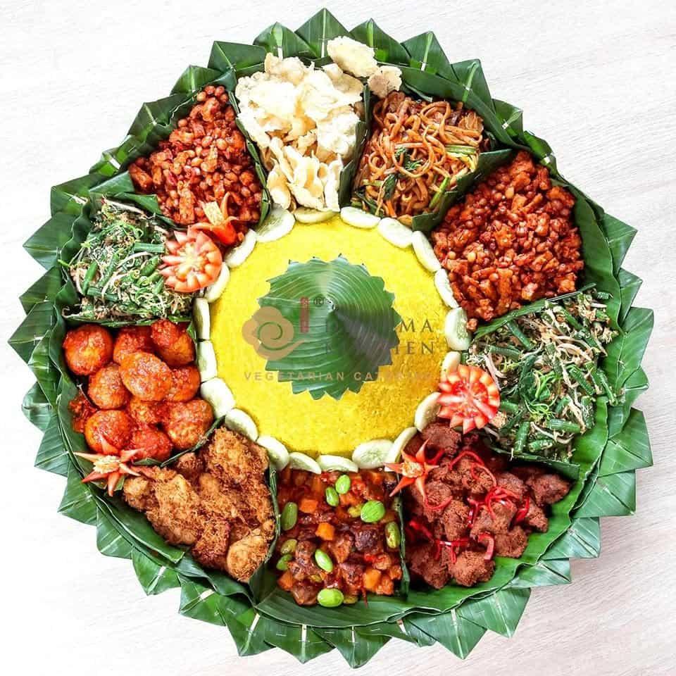 vegetarian restaurants in Jakarta Dharma Kitchen