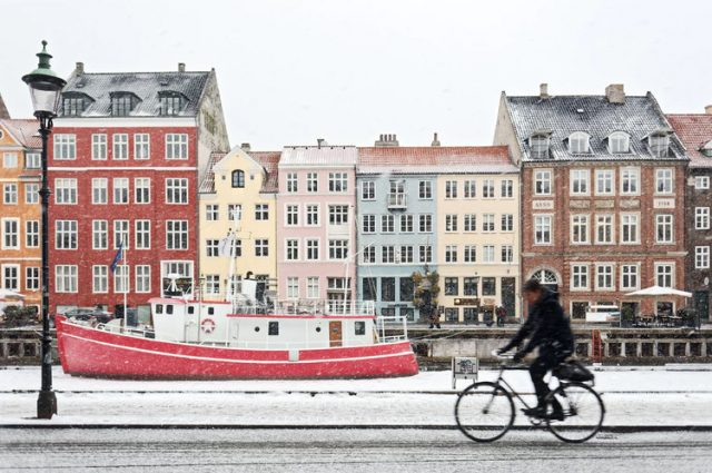 Best destinations for female solo travel, Copenhagen