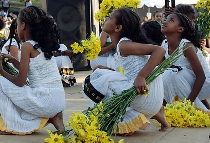 enkutatash-new-year-Ethiopia offbeat new year celebrations
