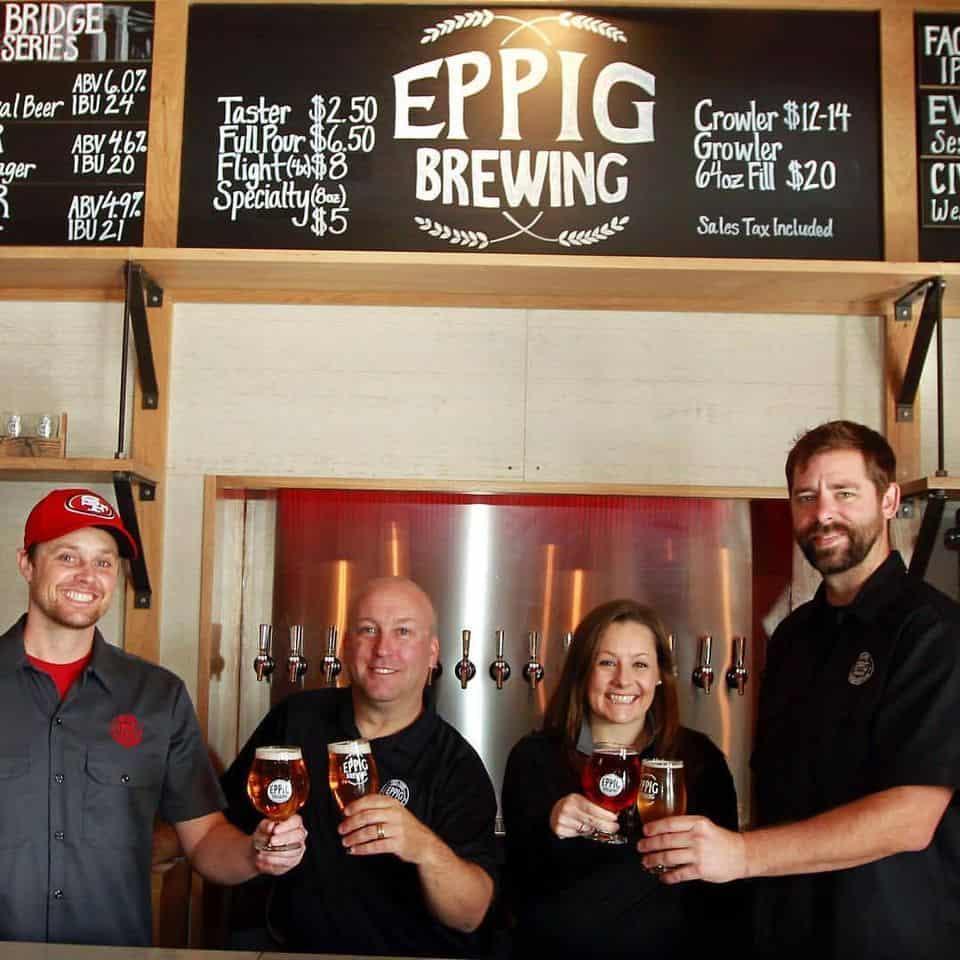 Epigg Brewery, San Diego