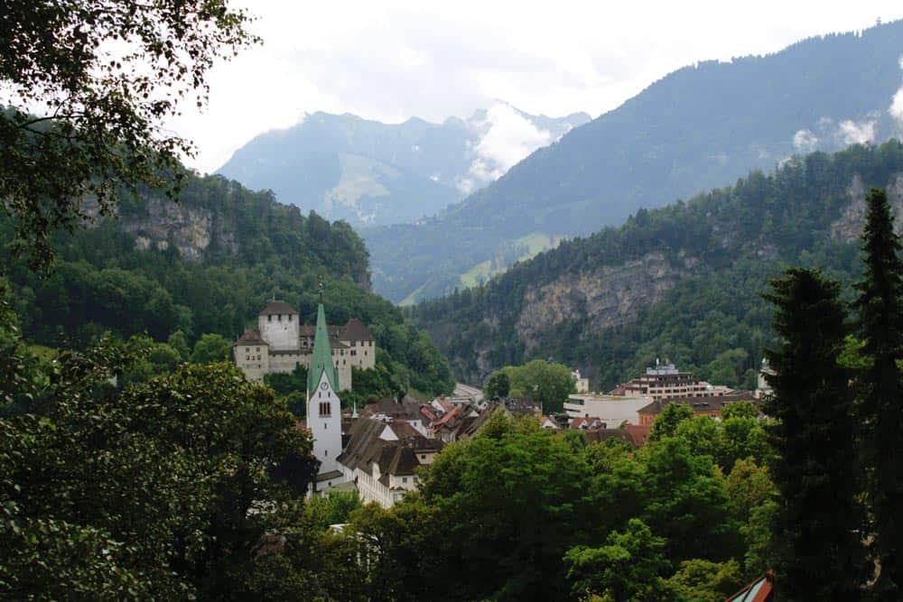 Feldkirch, Austria Places to visit in Austria