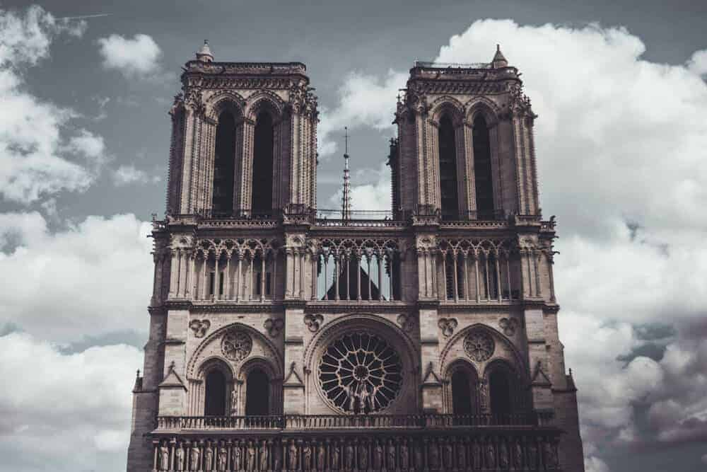 Notre-Dame is one of the most iconic cathedrals in Paris... and it's also free!