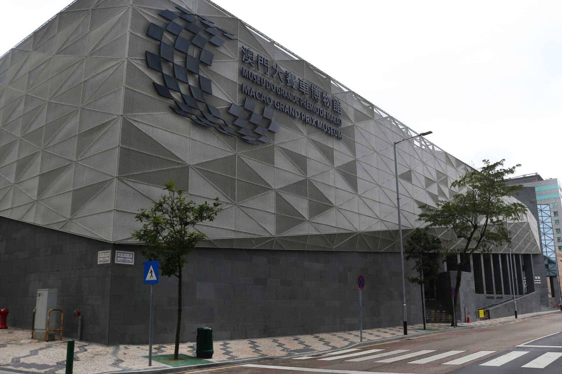 The Grand Prix Museum, Macau