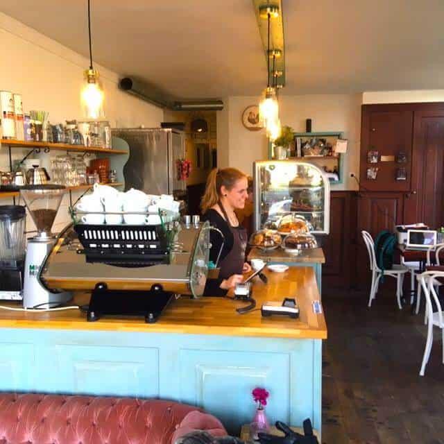 koffie ende koeck cafe vegan amsterdam