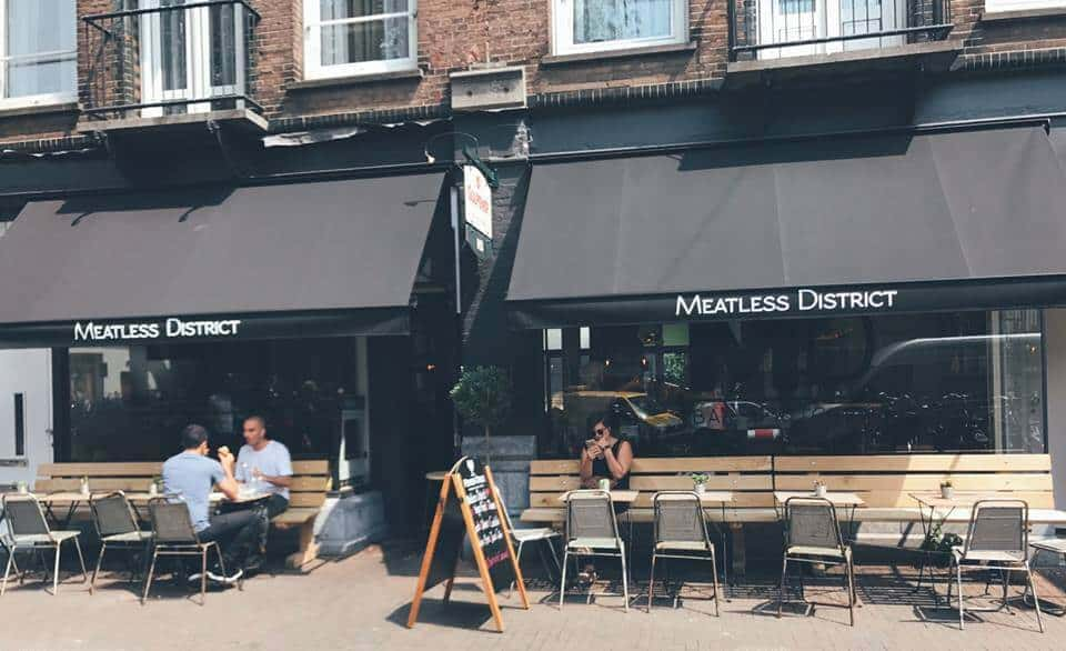 meatless district amsterdam