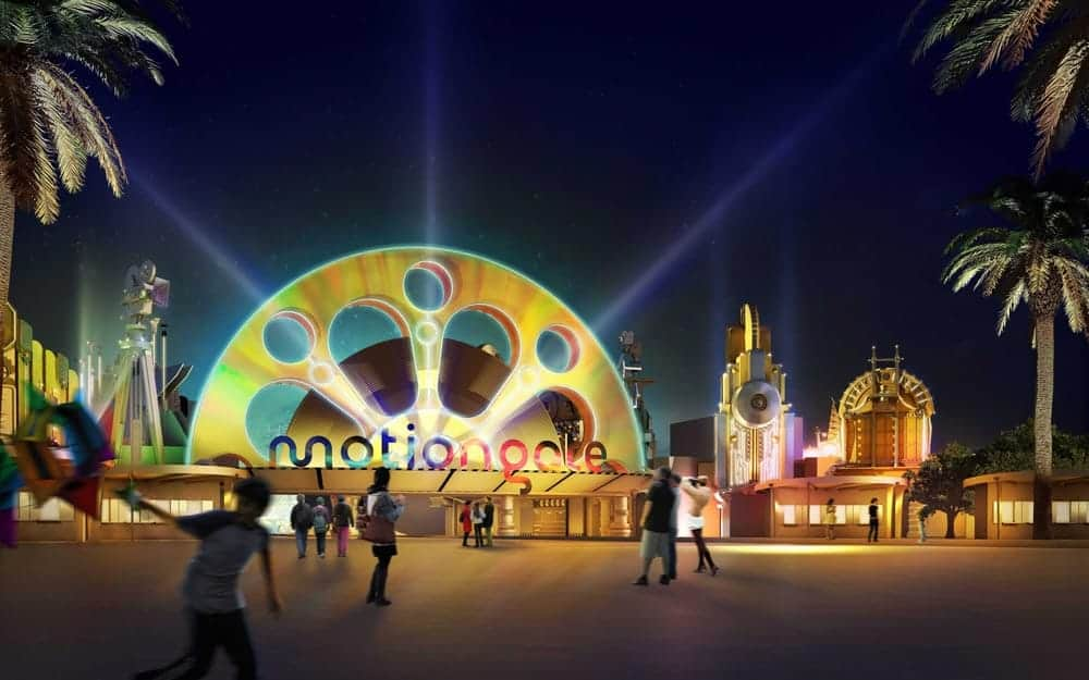 Motiongate in Dubai is a must for people seeking a great and fun time!