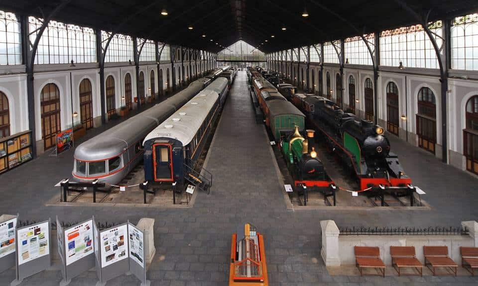 museo-del-ferrocarril-madrid-spain