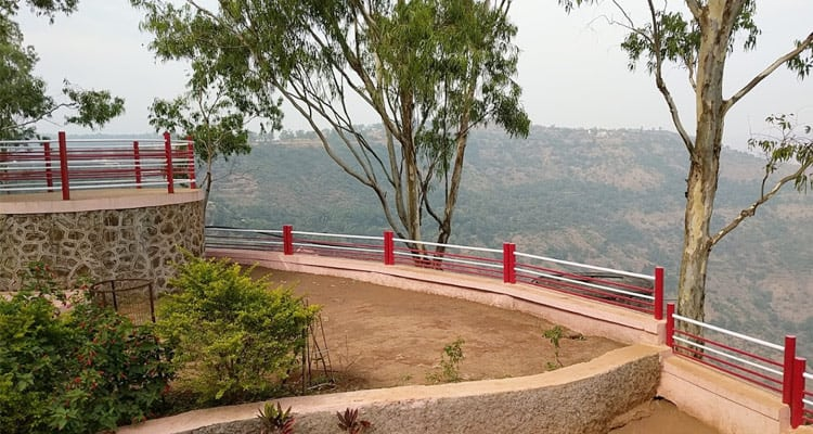 parsi-point-panchgani-maharashtra-India