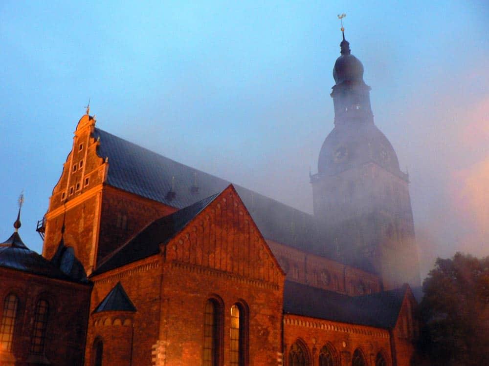 Riga Cathedral Latvia