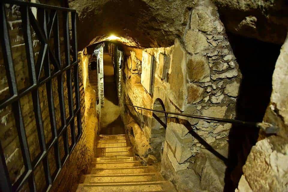 san-sebastian-catacomb-rome