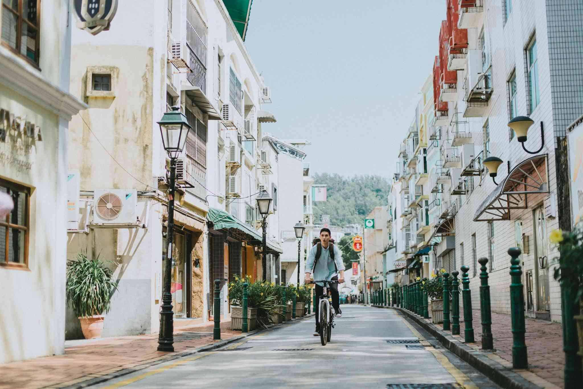 Ancient Streets of Taipa Village